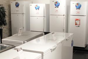 Réfrigérateurs, Réfrigérateurs - congélateurs, Réfrigérateurs américains, Congélateurs armoires, Congélateurs coffres, Caves à vin