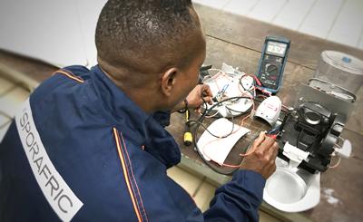 Service après vente petit électroménager