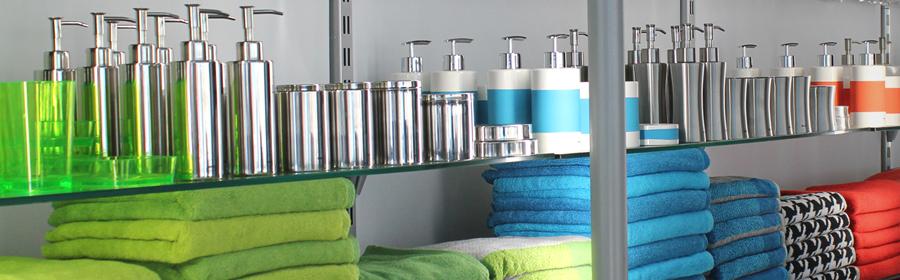 Nos produits et services en salle de bain