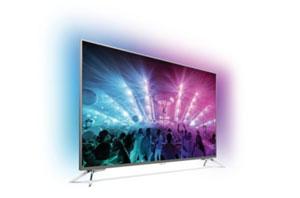 Télévisions, TV 4k Ultra-HD, TV connectée